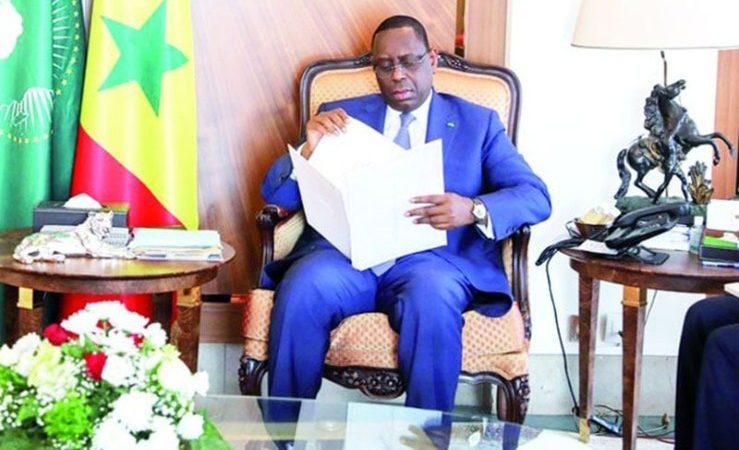 Urgent : Macky Sall dissout le gouvernement