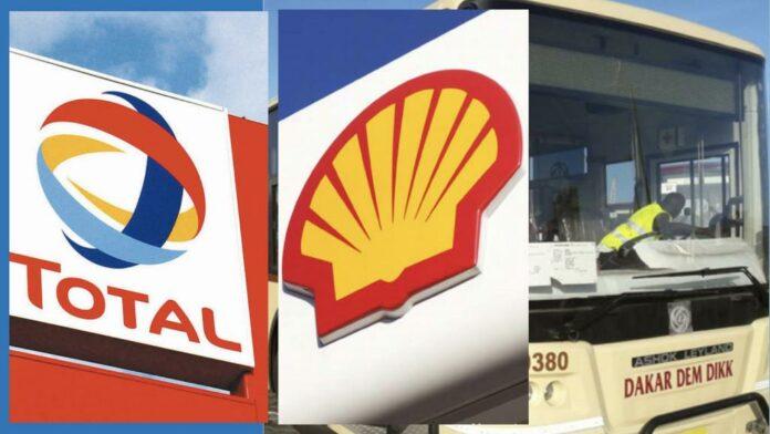 Marché de carburant de 7 milliards : Le mauvais coup de Total à Dakar Dem Dikk