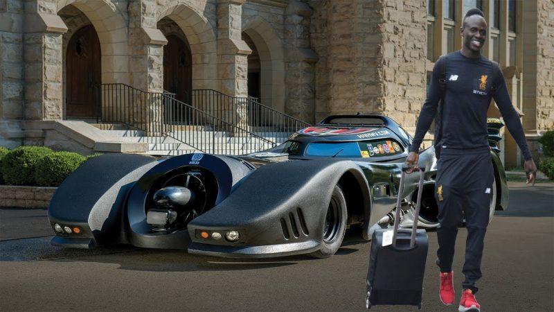 Sadio Mané et son impressionnant garage d'une valeur de 369 000 millions de FCFA (Photos)