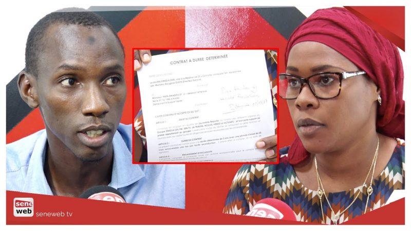 Accusations du journaliste Pape Amadou Sy contre D-média : la Drh dément et précise