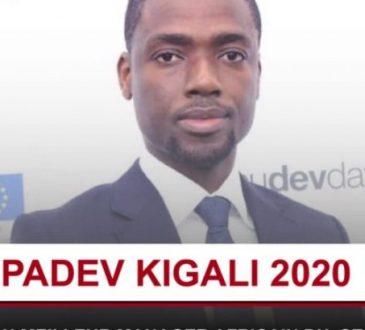 Prix PADEV2020 : Birane Ndour, meilleur manager africain du secteur des médias