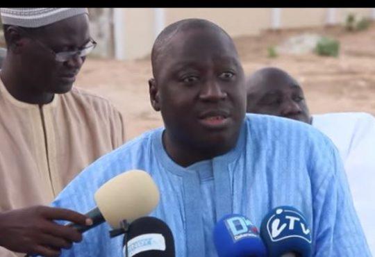 S. Gana Messéré répond à Macron et rappelle les liens entre Bamba et le prophète (Psl)