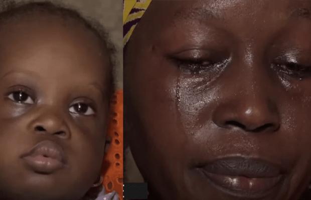 Sa fille Gravement malade: Adji Sarr demande de l'aide, craque et fond en larmes