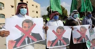 Moyen-Orient : appel au boycott des produits français