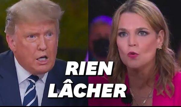 """""""Un oncle taré"""" : Donald Trump a passé un sale quart d'heure face à cette journaliste"""