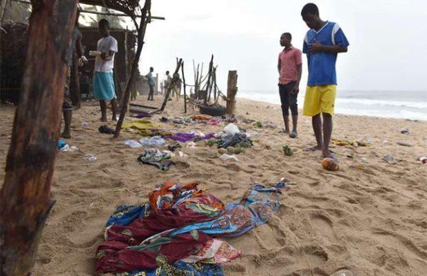Une femme de 59 ans retrouvée morte sur une plage à Rufisque