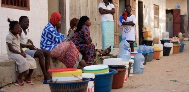 Gestion de l'eau : Les députés déplorent les pénuries d'eau fréquentes et plaident pour