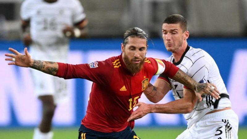 Ligue des Nations : l'Espagne humilie l'Allemagne…