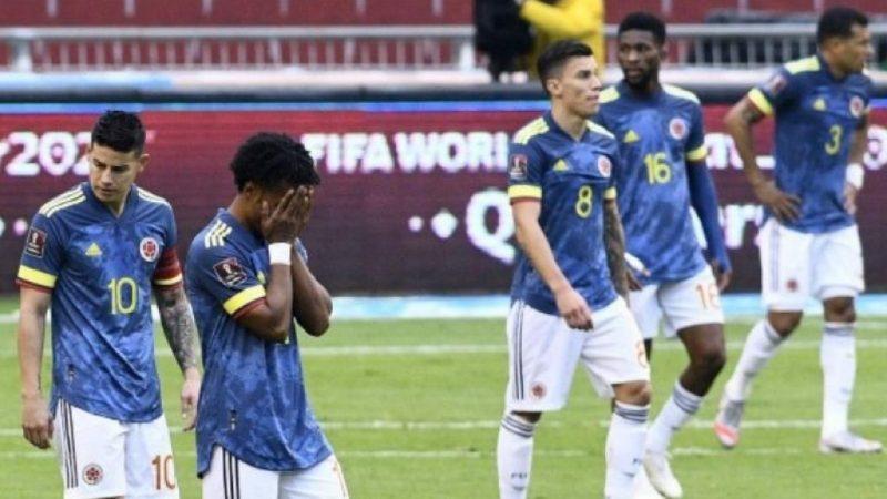 Qualifications Mondial 2022 : fortunes diverses pour la Colombie et le Venezuela