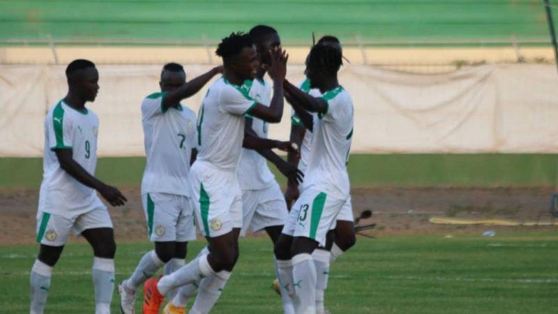 UFOA : le Sénégal étrille la Gambie et se retrouve en demi–finales