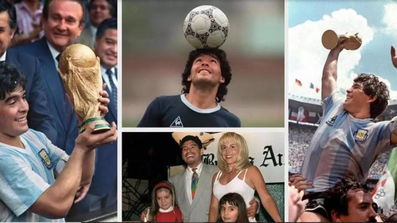 Mort de Diego Maradona : les hommages se multiplient