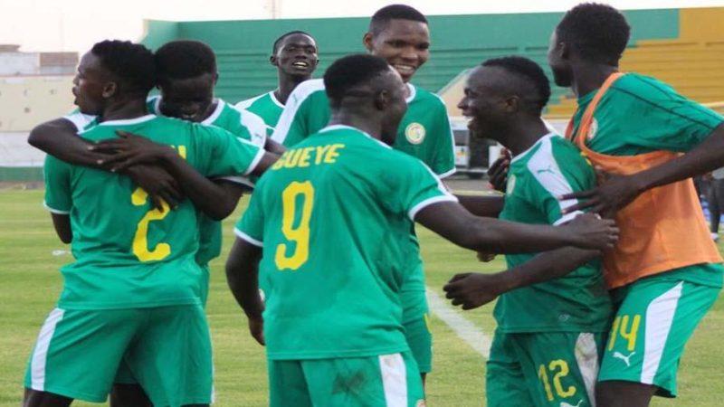 UFOA U20 : le Sénégal retrouve la Gambie en finale!