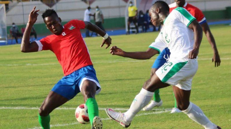 UFOA U20 : La Gambie sacrée devant le Sénégal