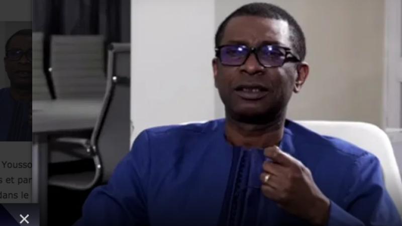 L'hommage de Youssou Ndour à Pape Bouba Diop