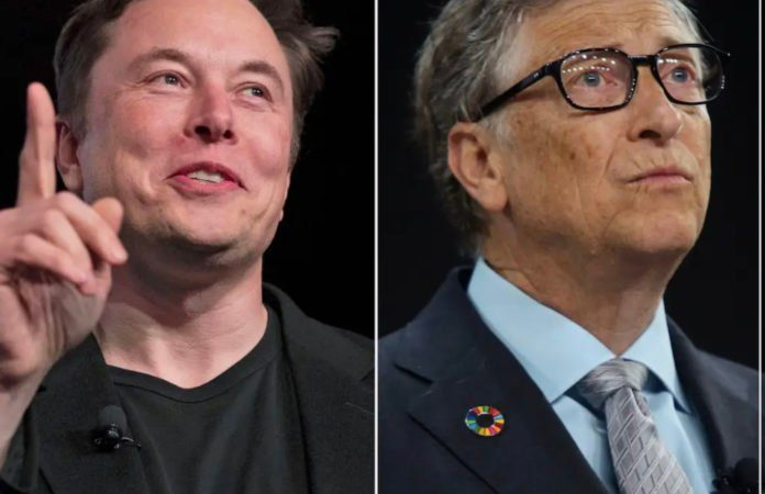 Grandes fortunes: Elon Musk détrône Bill Gates