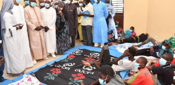 Maladie mystérieuse : Diouf Sarr, Alioune Ndoye et Abdou Karim Sall au chevet des pêcheurs malades