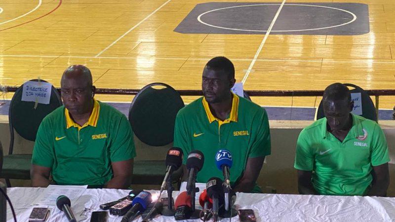 Éliminatoires AfroBasket masculin : Boniface Ndong zappe Gorgui Sy Dieng et Tacko Fall