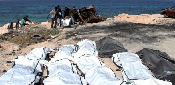 Émigration clandestine : 10 corps en état de décomposition repêchés au Cap-Vert