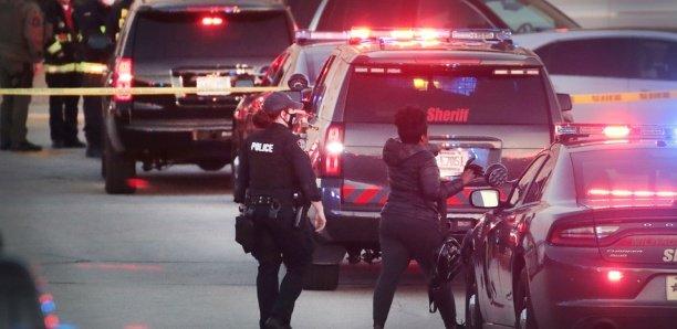 Etats-Unis: plusieurs personnes blessées dans une fusillade près de Milwaukee
