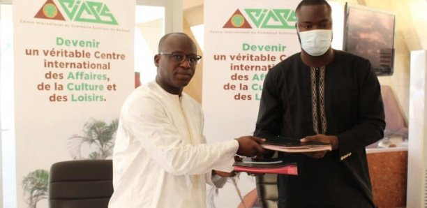Salon VIP : Le CICES signe une convention avec Khelcom Bâches