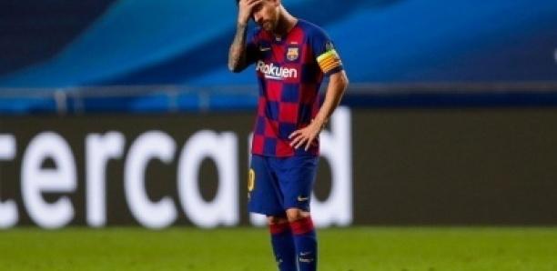 « C'est fini entre le Barça et Messi »