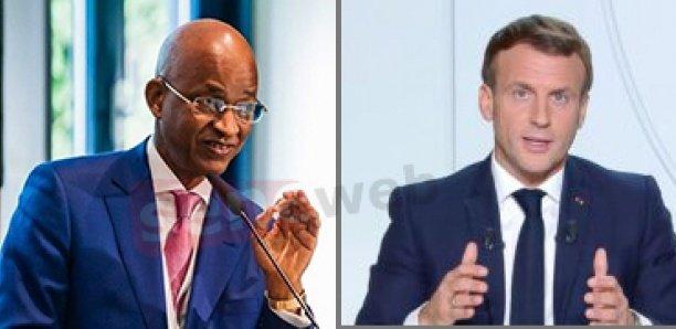 Sortie de Macron sur la Guinée : «La France reconnait la gravité de la situation» ( Cellou Dalein Diallo)