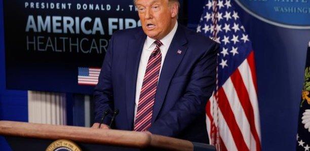 Trump participera samedi au sommet en ligne du G20