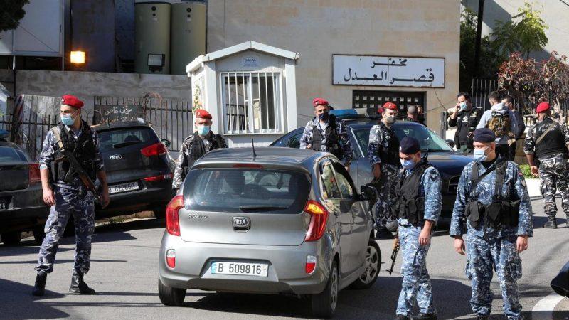 Plus de 60 prisonniers s'échappent de la prison libanaise