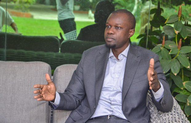 Assemblée nationale : Découvrez le nouveau comportement de Ousmane Sonko