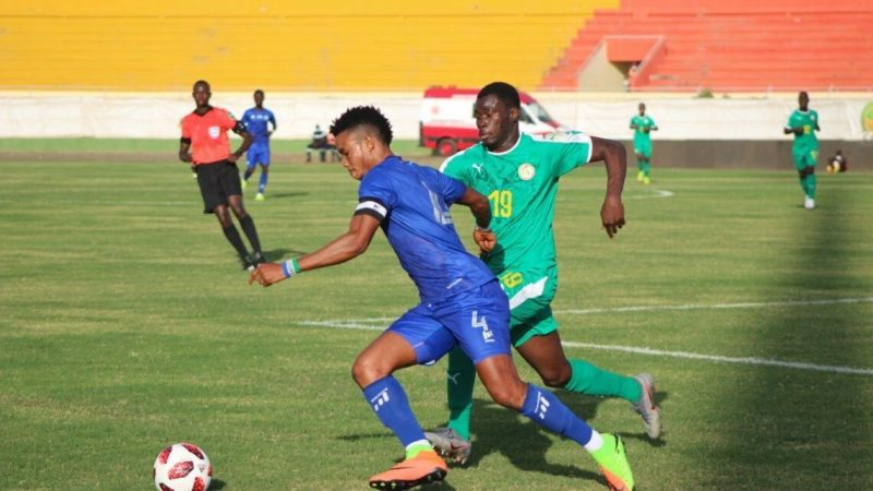 Tournoi qualificatif zone Ufoa A / Can-2021 : La Gambie rejoint le Sénégal en demi-finales