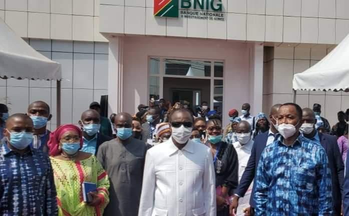 Guinée: Un Camerounais à la tête de la Banque Nationale d'Investissement