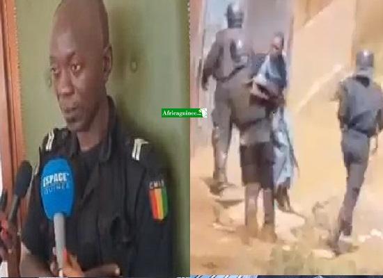 Femme bouclier : le brigadier Lamah Bah aurait été tué dans un accident…