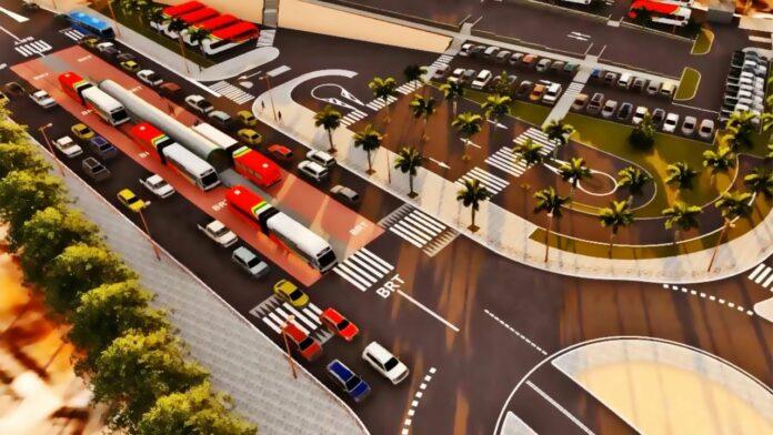 Le BRT traversera 14 communes, la libération des emprise démarre aujourd'hui