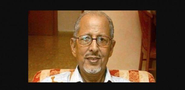 Mauritanie : Décès de l'ancien président Sidi Mohamed Ould Cheikh Abdallahi à l'âge de 82 ans