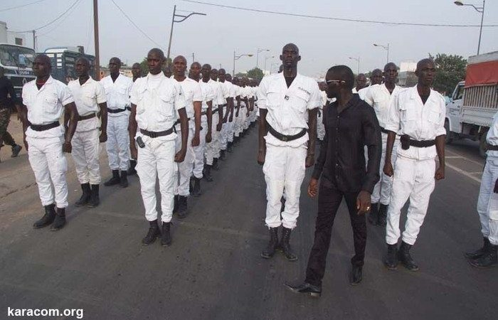 """La gendarmerie  arrête des éléments de la """"Kara sécurité"""" basée dans la banlieue"""