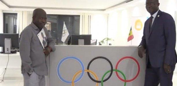 Avec le soutien du CNOSS, Augustin Senghor tisse sa dream team pour briguer la présidence de la CAF