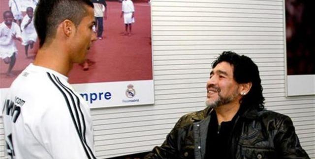 Décès de Maradona : L'hommage de Cristiano Ronaldo