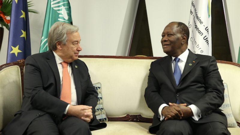 Côte d'Ivoire : L'ONU invite Ouattara et l'opposition au dialogue