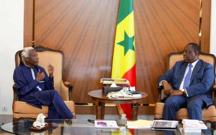 Deux semaines après sa rencontre avec Khalifa Sall, Ouza Diallo reçu au palais