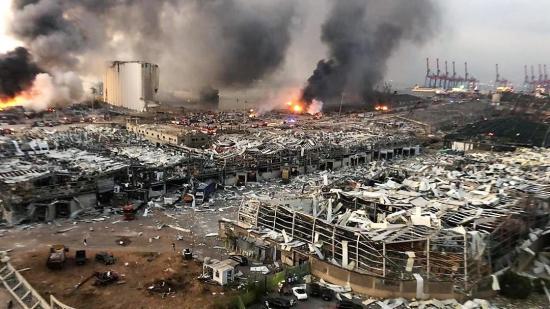 Explosion du port de Beyrouth : Trois ministres dans le collimateur de la justice
