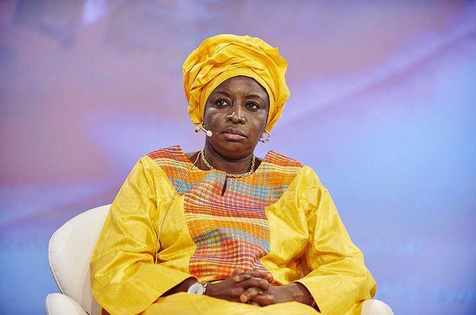 Départ de l'APR : Le nouvel acte fort de Mimi Touré