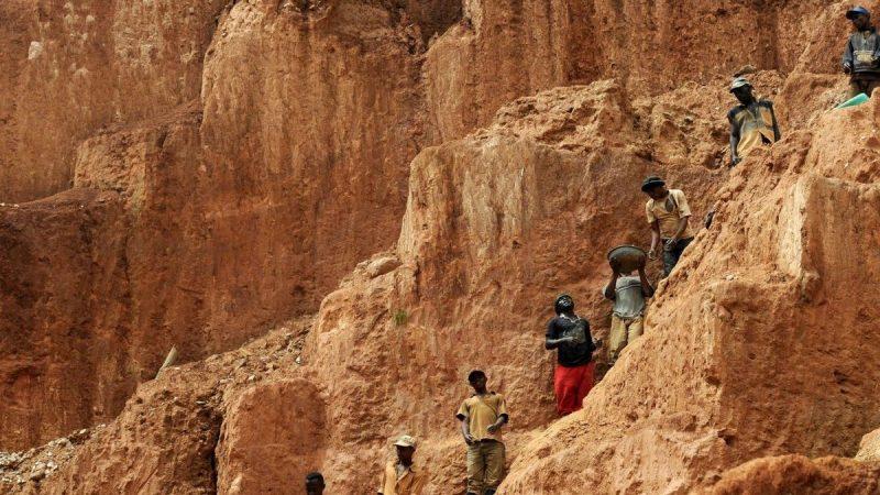 Zimbabwe : Au moins 40 mineurs piégés aprés l'effondrement d'une mine