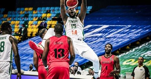 Afrobasket 2021 (Eliminatoires) : Le Sénégal s'offre l'Angola et un sans-faute au Tournoi de Kigali