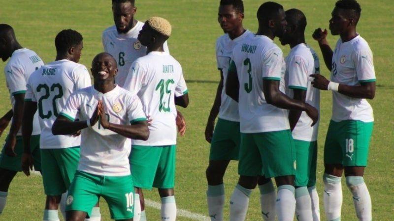 Elim. Can 2022: Dernière séance d'entrainement des Lions avant le déplacement à Bissau