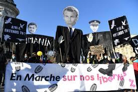 En direct : début des manifestations contre la loi «sécurité globale» un peu partout en France