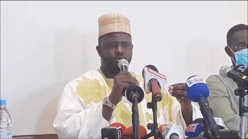 Diffamation: Cheikh Gadiaga encore arrêté par la gendarmerie