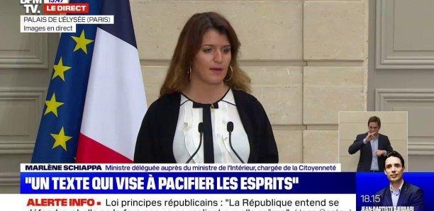France : Marlène Schiappa annonce le retrait des titres de séjour accordés aux polygames