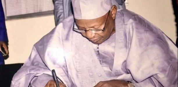 Décès de l'ancien député Ibrahima Masseck Diop, petit-fils de Lat-Dior