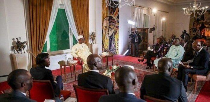 Rencontre Macky Sall et la presse : Ce journaliste zappé pour sa question gênante ?