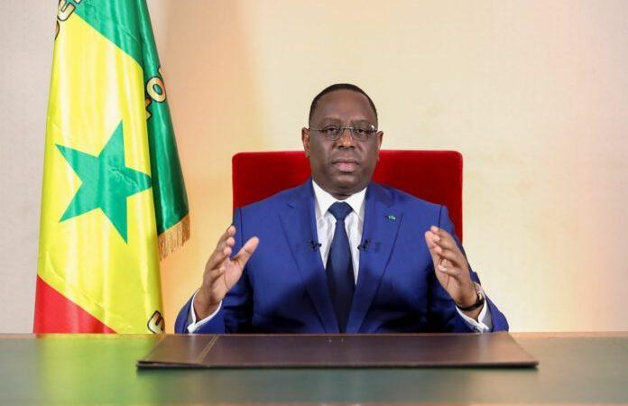 31 décembre: Voici l'intégralité du discours à la nation du président Macky Sall